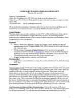 COMM 711-001: Teaching Seminar in Media Arts - course syllabus