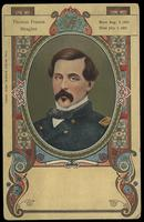 Chromolithograph of Thomas Francis Meagher