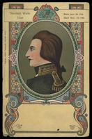 Chromolithograph of Theobald Wolfe Tone