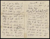 Letter from Charles Joseph Kickham to Jeremiah O'Donovan Rossa, October 9, 1876