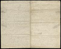Draft of a speech by William Jackson to be given to the members of the Fenian Brotherhood in Leavenworth [Kansas], December 15, 1865 ; Draft letter from William Jackson to A.L. Morrison, March 14, 1868