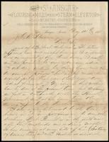 Letter from D.F. McCarthy to Jeremiah O'Donovan Rossa, May 14, 1880