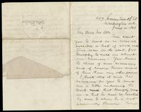 Letter from Denis Downing to John O'Mahony , June 4, 1868