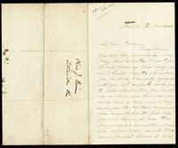 Letter from Charles Quinn to John O'Mahony, November 15, 1865