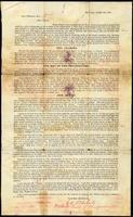 Letter from Edmund O'Flaherty to John O'Mahony, October 5, 1861