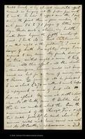 Letter from J. Hamilton (James Stephens) to John O'Mahony, December 11, 1864