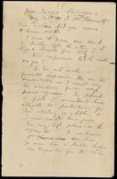 Interview of James Stephens conducted by a Mr. Davis regarding Stephen's opinion of J. McDermott, undated.