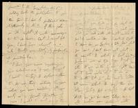 Letter from Charles Joseph Kickham to John O'Mahony, September 28, 1869