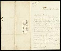 Letter from Charles Quinn to John O'Mahony, November 15, 1865