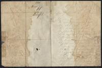 Letter from Hugh Cunningham to T.J. Kelly, September 26, 1866