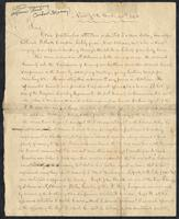 "Letter from ""A Southern Fenian Informant"" to James Stephens, October 20, 1866"