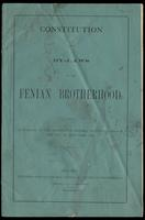 Constitution and bylaws of the Fenian Brotherhood : as adopted at the Fourteenth General Convention, held in the city of New York, 1876