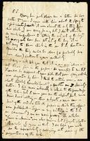 Letter from Charles Joseph Kickham to John O'Mahony, undated