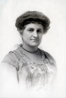 Portrait of Mrs. John Mitchell