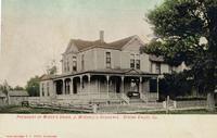 John Mitchell residence
