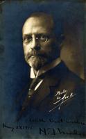 Portrait of H.J. Mosher