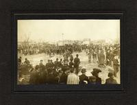 United Mine Workers of America: Mass meeting in Scranton, Pennsylvania, October 29, 1903
