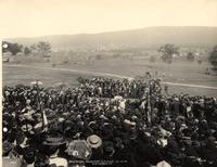 United Mine Workers of America: Mass meeting in South Wilkes Barre, Pennsylvania, August 18,1905 (1)