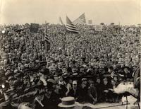 United Mine Workers of America: Mass meeting in South Wilkes Barre, Pennsylvania, August 18,1905 (2)