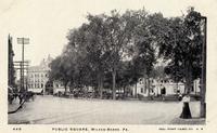 Wilkes Barre Pennsylvania (1): Public Square