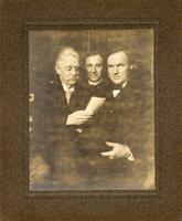 John Mitchell and Clarence Darrow