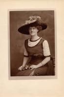 Portrait of Mary E. Drason