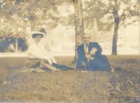Portrait of Mr. And Mrs. John Mitchell