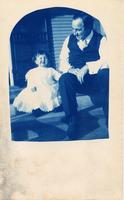 John Mitchell and unidentified baby girl (2)