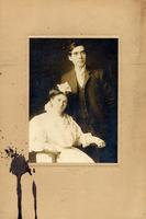 Portrait of Mr. and Mrs. N.E. Jones  (2)