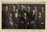 Members of the Excutive Council of the American Federation of Labor