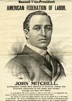 John Mitchell: Second Vice-President of American Federation of Labor