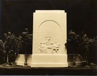 John Mitchell memorial frontview (model) (2)