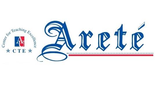 Arete - Center for Teaching Excellence News (AU-CTE)