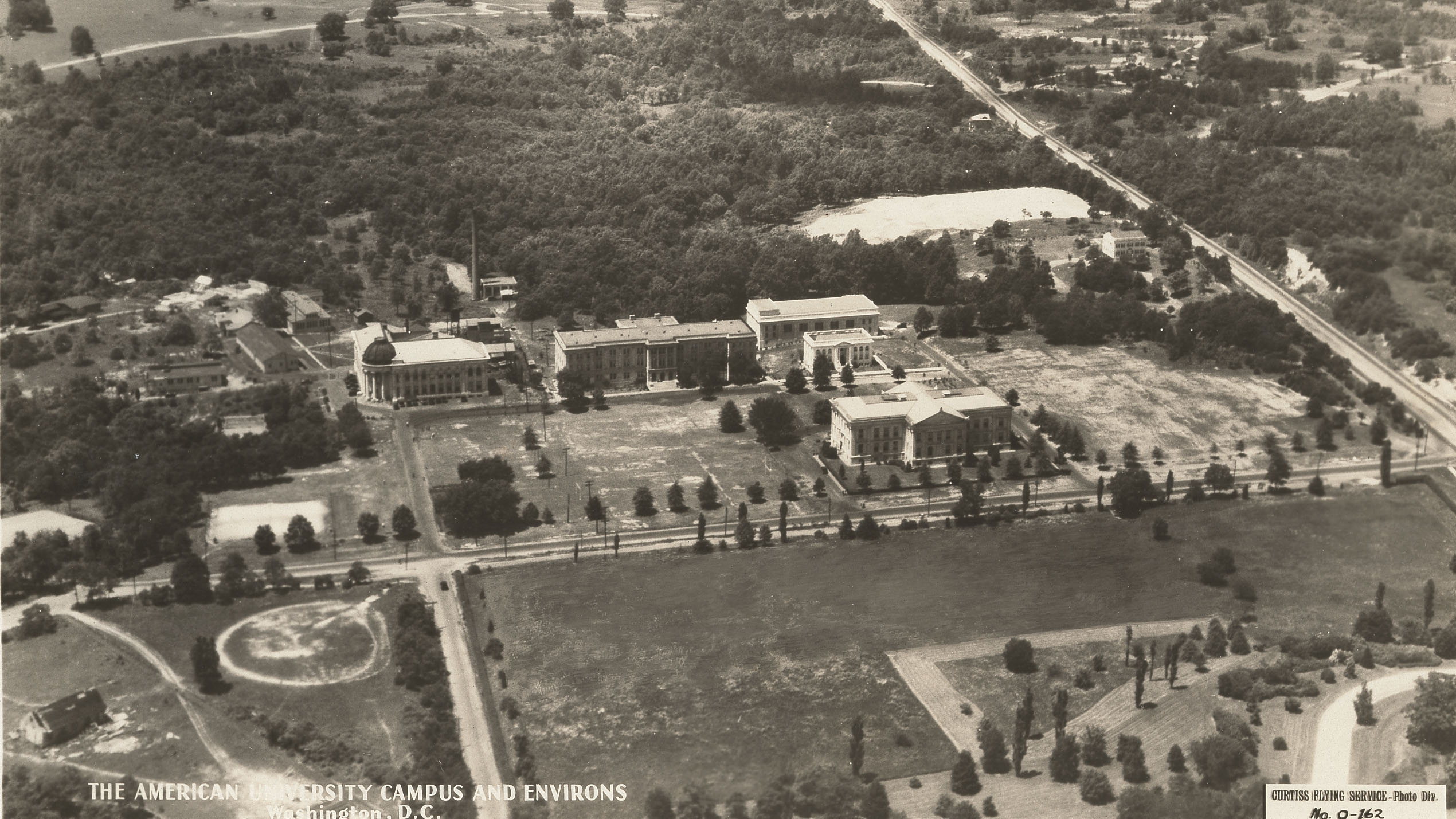 AU History Photograph and Print Collection