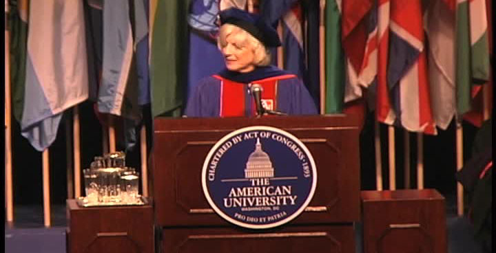 American University Commencement Addresses