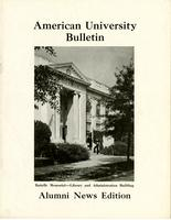 American Alumni Bulletin, Volume 15, Issue 05, February 1940