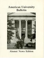 American Alumni Bulletin, Volume 15, Issue 09, June 1940