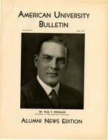 American Alumni Bulletin, Volume 16, Issue 09, June 1941