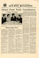 American Alumni Bulletin, April 1945