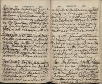 John F. Hurst diary entry, 12 May 1859