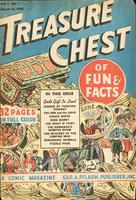 Treasure Chest of Fun & Fact Vol. 1, No. 1