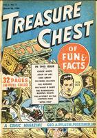 Treasure Chest of Fun & Fact Vol. 1, No. 2
