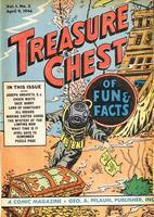Treasure Chest of Fun & Facts Vol. 1, No. 3