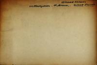 A) Land Tenure (1) Marginals - N. Amer. Great Basin