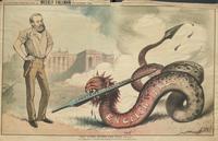 Irish Home Rule Political Cartoons