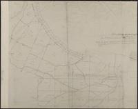Cadastral survey map of part of Alexandria County, D.C. opposite Georgetown