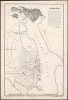 Alexandria City showing connections with Washington