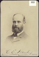 Portrait of C.E. Hawley