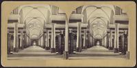Corridor in the U.S. Patent Office