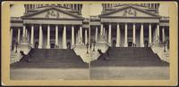 East entrance to United States Capitol